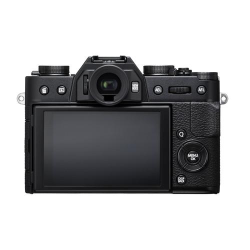 Fujifilm X-T20 18-55mm F2.8-4 R LM OIS Kit Black
