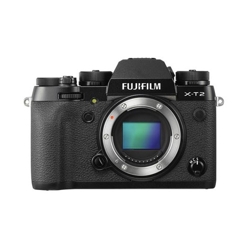 Fujifilm X-T2 Body Black