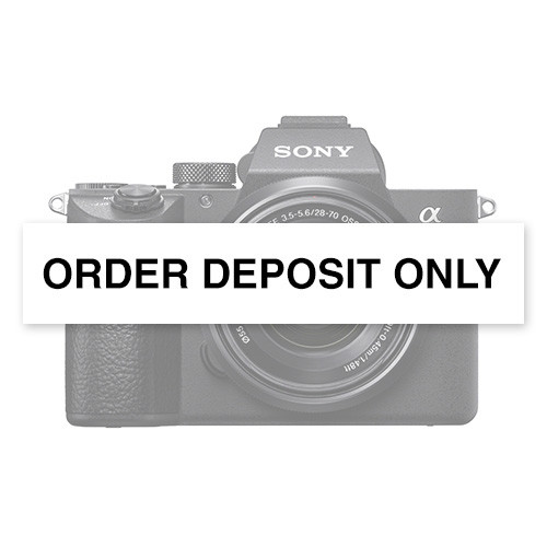 Sony A7 III 28-70mm Kit Pre-order Placement Deposit