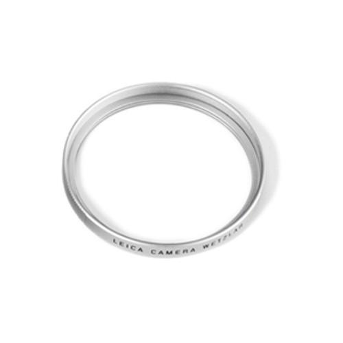 Leica E60 UVa Filter Silver