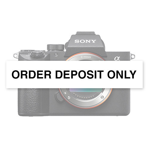 Sony A7 III Body Pre-order Placement Deposit