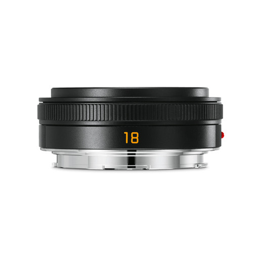 Leica Elmarit-TL 18mm F2.8 ASPH Black Anodized