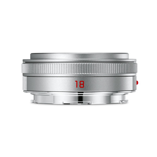 Leica Elmarit-TL 18mm F2.8 ASPH Silver Anodized