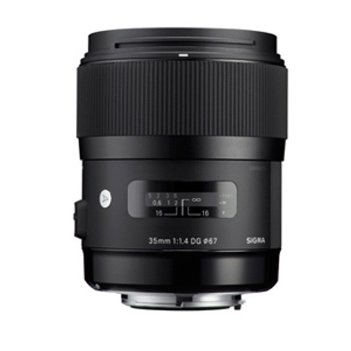 Sigma 35mm F1.4 Art DG HSM E-Mount