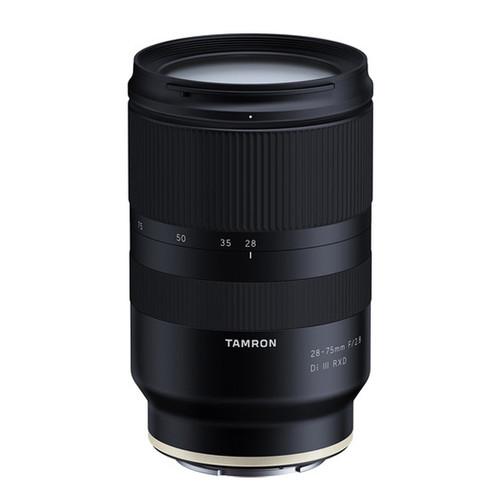 Tamron 28-75mm F/2.8 Di III RXD - Sony FE