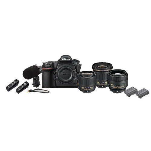 Nikon D850 Filmmakers' Kit