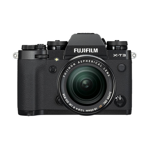 Fujifilm X-T3 18-55mm F2.8-4 Kit Black