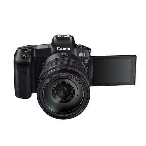 Canon EOS R with RF 24-105mm F4L Kit Pre-Order