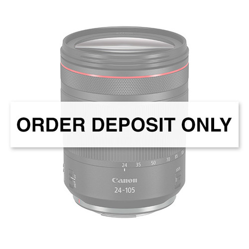 Canon RF 24-105mm F4L IS USM Pre-Order