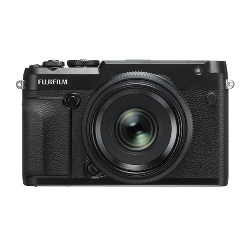 Fujifilm GFX 50R Body W/ GF63mm Lens