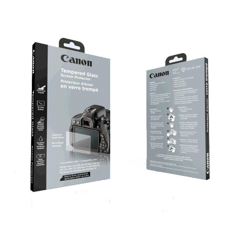 """Canon Glass Screen Protector-B for 3"""" LCD"""
