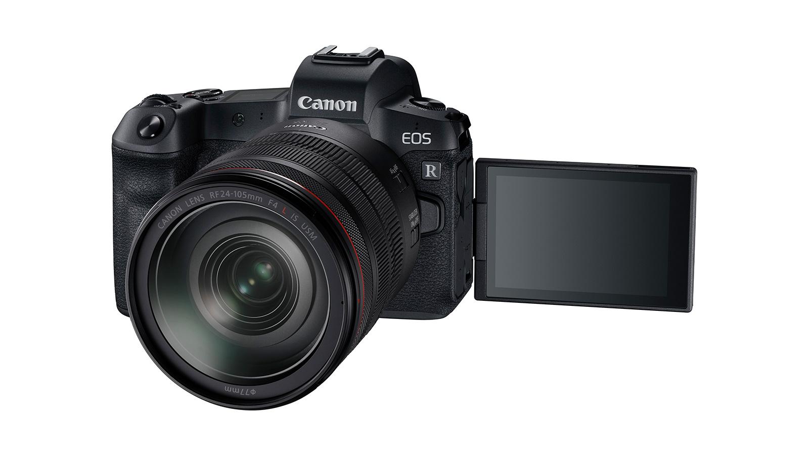 Canon Announces EOS R, 30.3MP Full-Frame Mirrorless