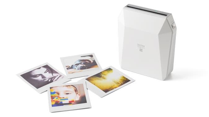 Fujifilm's Instax SP-3 Prints in Squares