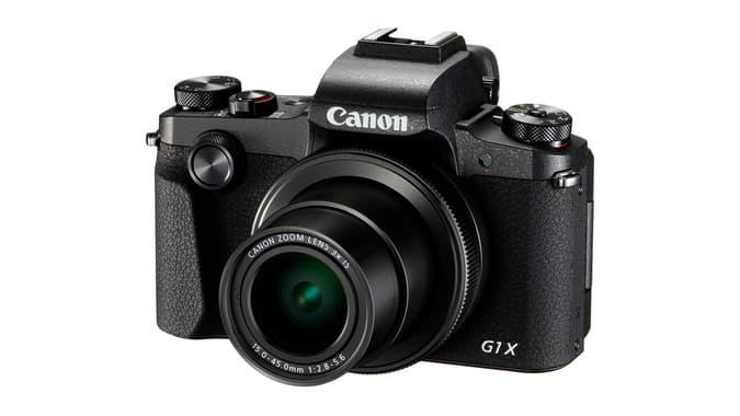 Canon G1 X Mark III Has An APS-C Sensor