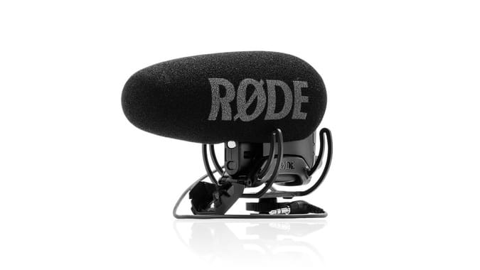RODE Launches New VideoMic Pro Plus