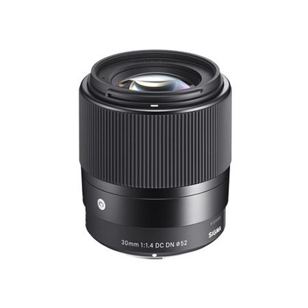 Sigma 30mm F1 4 Contemporary Dc Dn Sony E Mount Broadway Camera