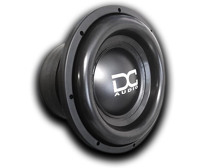 "DC Audio XL 10"""