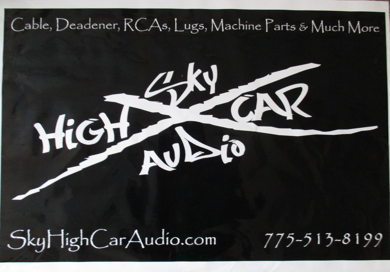 Sky high Banner