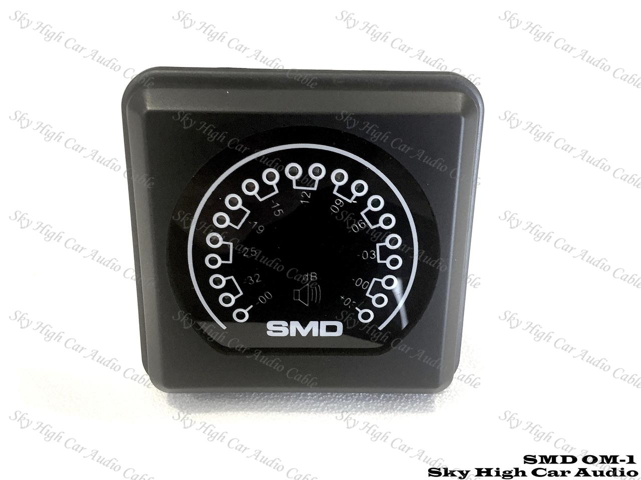SMD OM-1 LED Amplifier Output METER
