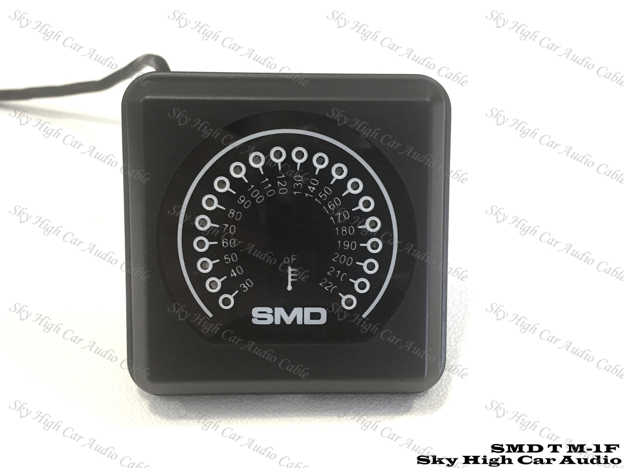 SMD TM-1 LED Amplifier Temperature Meter Fan Controller