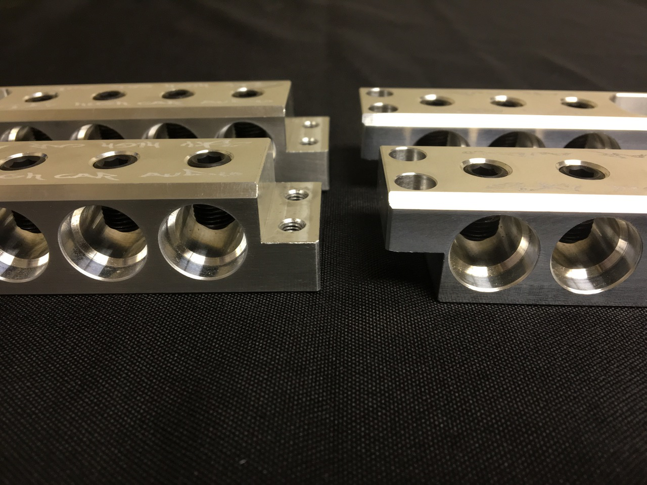 Sky high Car Audio Buss Bars Modular Section (Group 34)