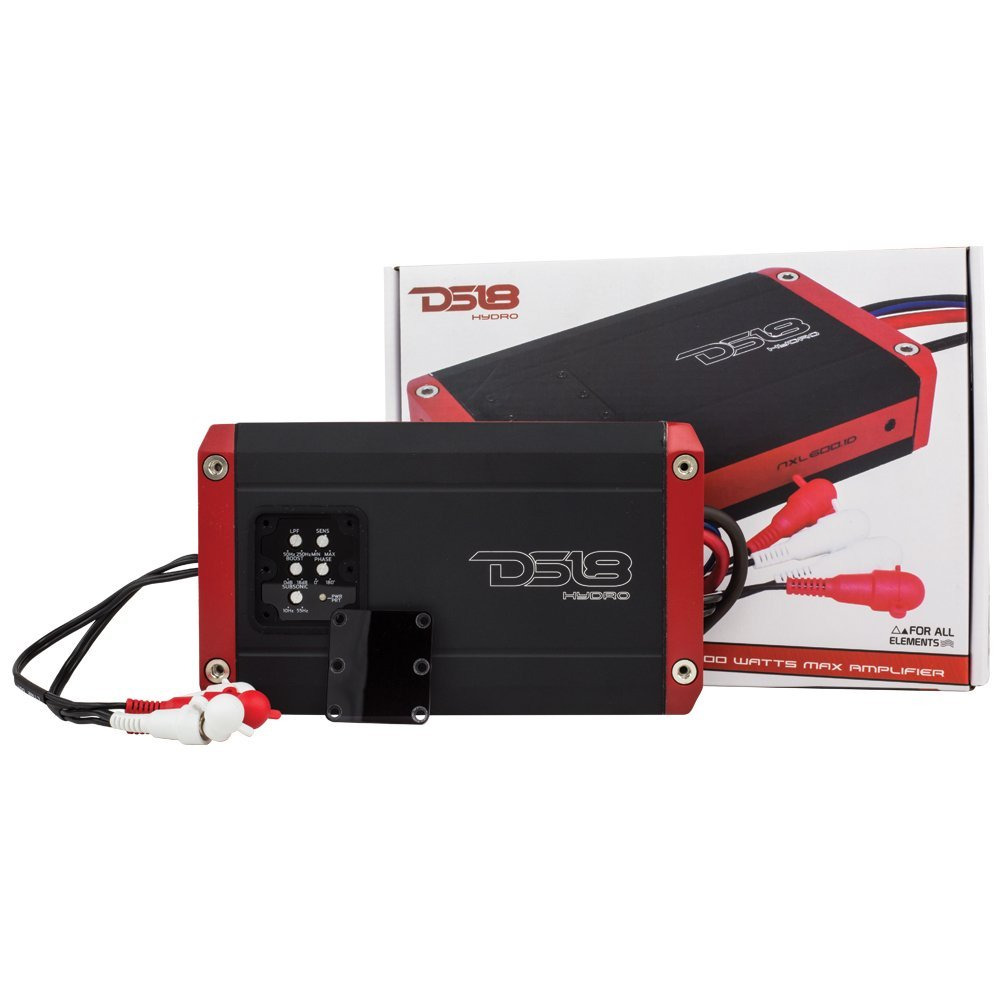 DS18 Hydro NXL600.1D Waterproof Amp