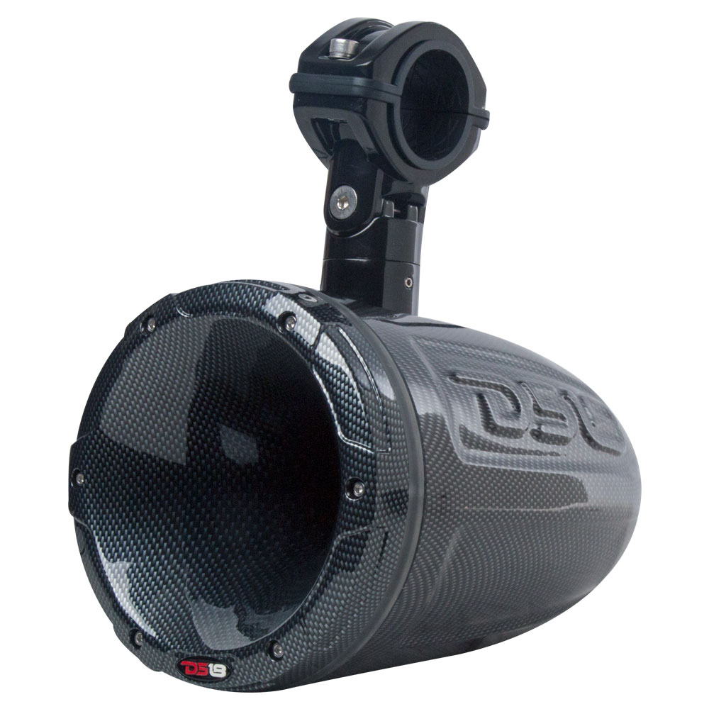 DS18 CF-DT MARINE, ATV / UTV & JEEPS 1.75? COMPRESSION DRIVER TOWER SPEAKER 375 WATTS