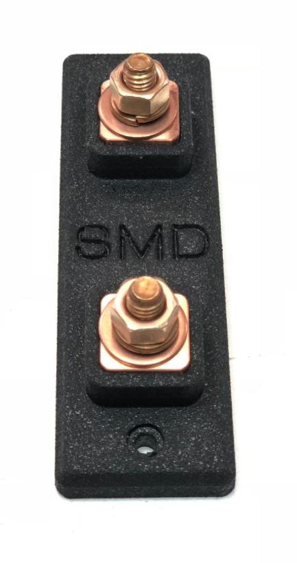 SMD Premium Heavy Duty Single ANL Fuse Block (Copper)