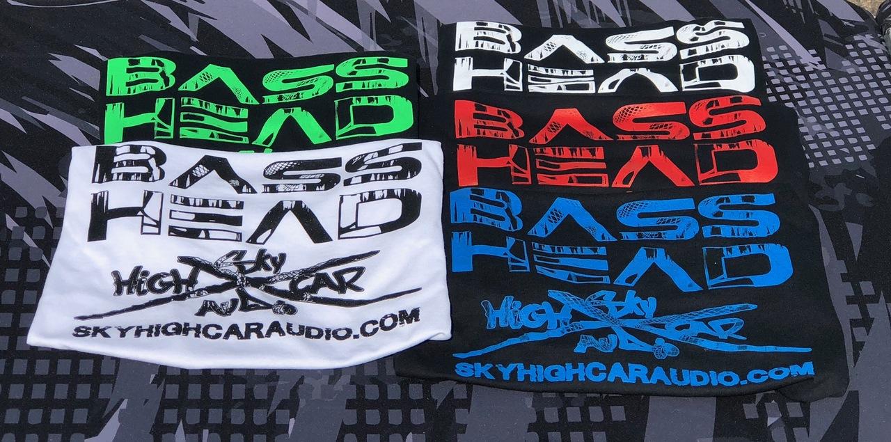BASS HEAD T-Shirt