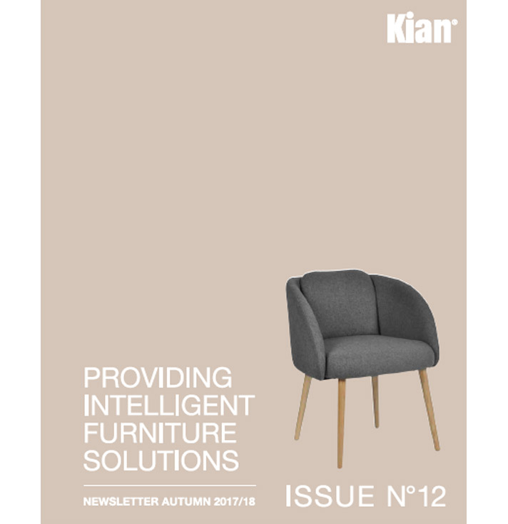 Furniture Newsletter 2017/18 - Kian Contract Singapore
