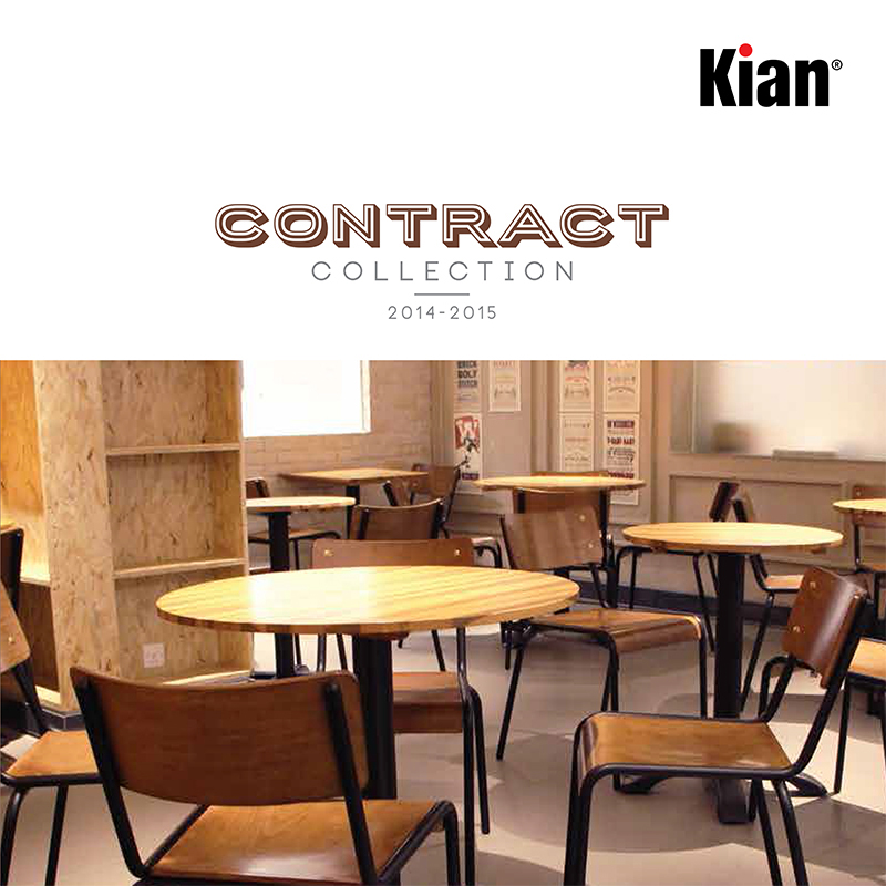 Singapore & Malaysia Contract Furniture Catalog - Kian Contract Singapore