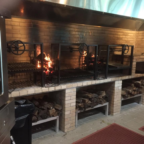 Custom BBQ Grills for Commercial Kitchen
