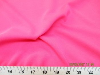 Discount Fabric Scuba 4 way Stretch Pink 922LY