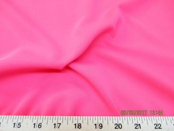 Discount Fabric NEOPRENE SCUBA TECHNO 4 way Stretch Pink 922LY