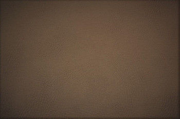 Fabric Richloom Tough Faux Leather Pleather Vinyl Tiona Taupe Brown 20PP