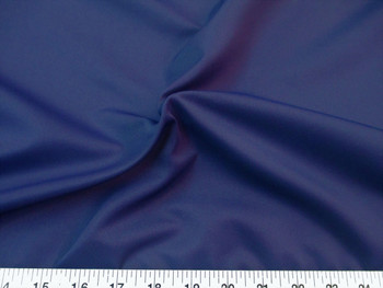 Discount Fabric Challis Apparel Top Weight Navy Soft and Flowing 24CH