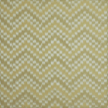 Fabric Robert Allen Beacon Hill Bienville Frost Silk Ikat Chevron Drapery 32II
