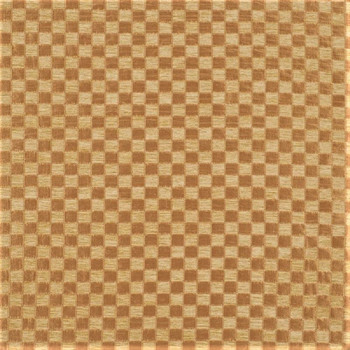 Fabric Robert Allen Beacon Hill Shiny Checkers Clementine Silk Drapery 22*J