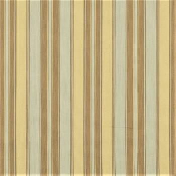 Fabric Robert Allen Beacon Hill Verne Hill Ice Tavertine Striped Drapery 12*J