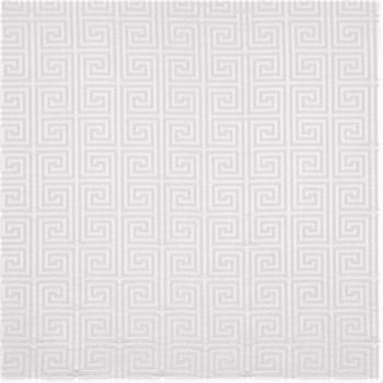 Fabric Robert Allen Beacon Hill Helene Key White Silk and Cotton Drapery 22JJ