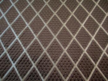 Fabric Robert Allen Beacon Hill Romandie Mink Silk Matelasse Diamond Drapery 4HH