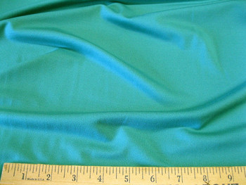 Discount Fabric Polyester Lycra /Spandex 4 way stretch Light Turquoise Matt Finish 905LY