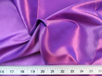 Discount Fabric Two Tone Iridescent Apparel Taffeta Purple 02Taf