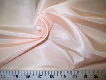 Discount Fabric Two Tone Iridescent Apparel Taffeta Pale Pink 03Taf