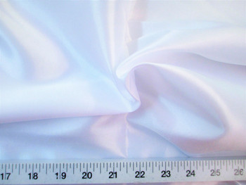 Discount Fabric Two Tone Iridescent Apparel Taffeta White 06Taf