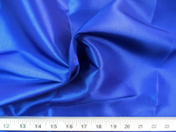 Discount Fabric Two Tone Iridescent Apparel Taffeta Royal Blue 07Taf