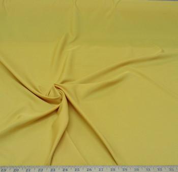 Discount Fabric Cotton Blend Lining Mustard Gold 14CB