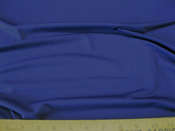 Discount Fabric Polyester Lycra /Spandex 4 way Super Stretch Navy 989LY