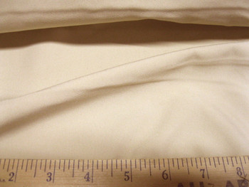 Discount Tablecloth Fabric Cotton Blend Khaki 64 inches wide 10CB