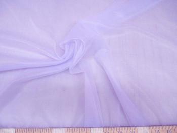 Discount Fabric Chiffon Lavender 108 inches wide !!! 305TR